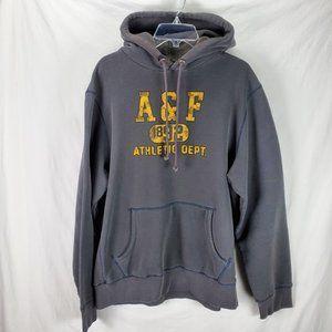 Vintage Abercrombie & Fitch Hoodie XL Distresed